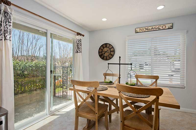 23005 Magnolia Lane Dining Area