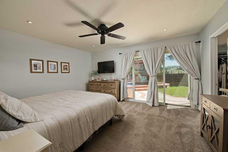 23005 Magnolia Lane Master Bedroom