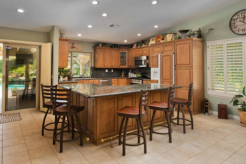 Kitchen 1 at 28362 Contessa Ave Saugus CA