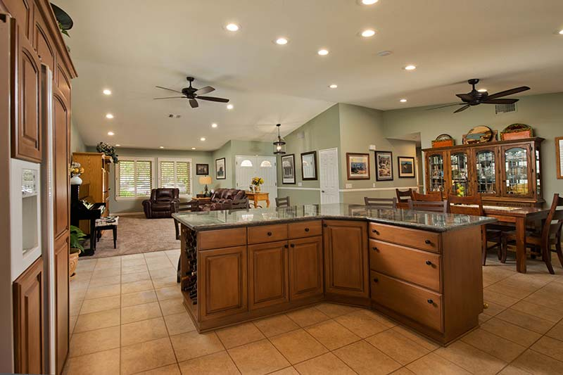 Kitchen 3 at 28362 Contessa Ave Saugus CA