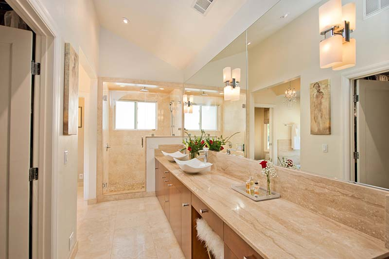 24005 Oak Vale Dr Master Bathroom 2
