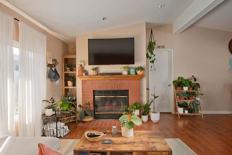 27512 Ruby Lane Fireplace