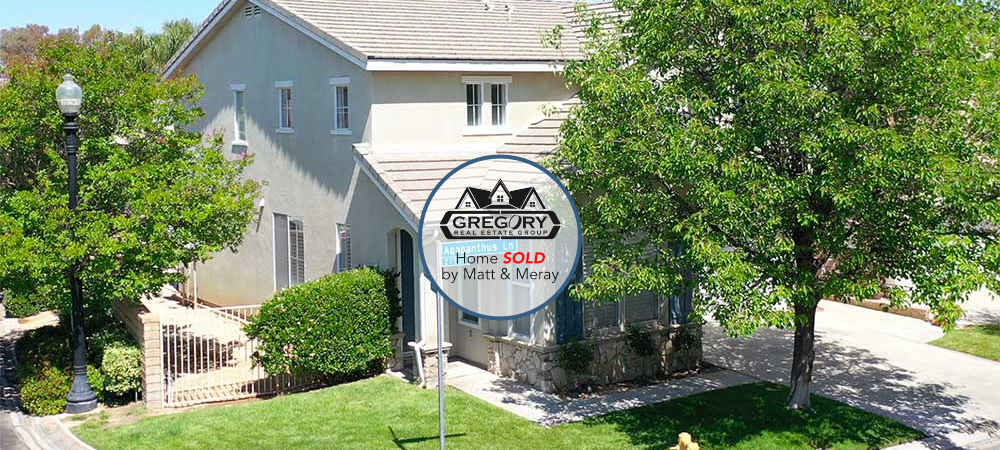 Home Sold at 27909 Agapanthus Lane in Valencia CA