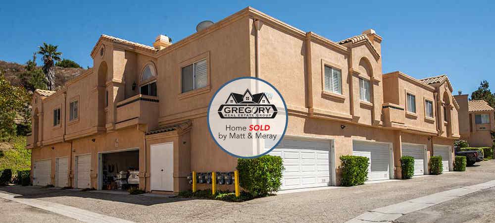 Sold Home at 18726 Vista Del Canon