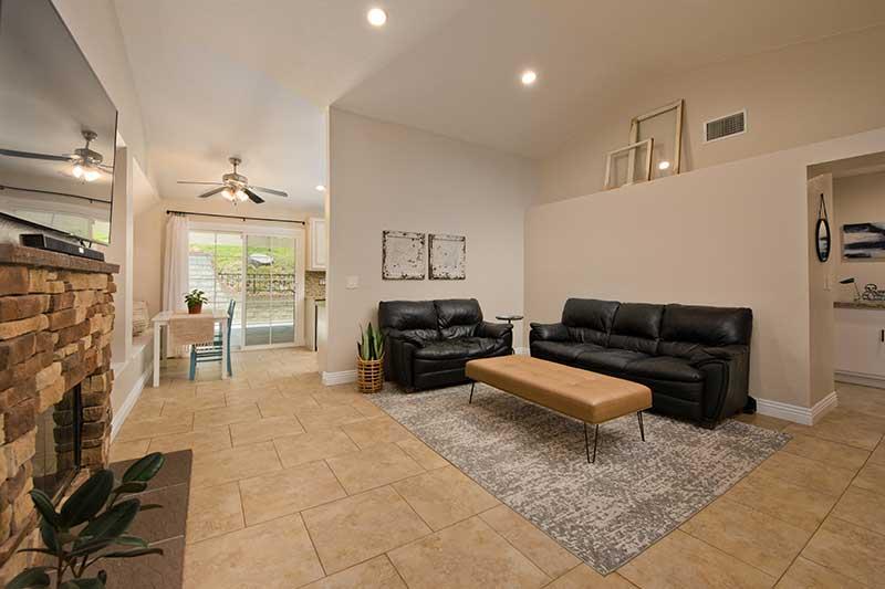 Living Room at 28703 Raintree Ln