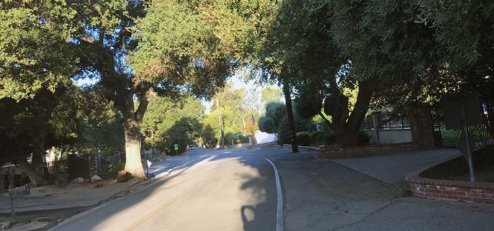 Placerita Canyon Road