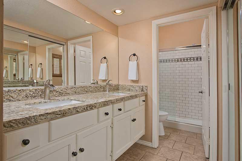 Primary Bathroom at 28703 Raintree Ln